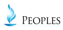 Peoples Natural Gas Logo