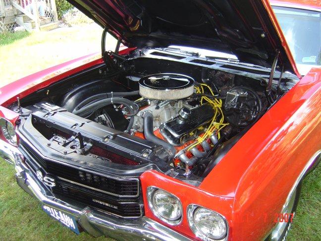 Bretta S 1970 Chevelle Supersport